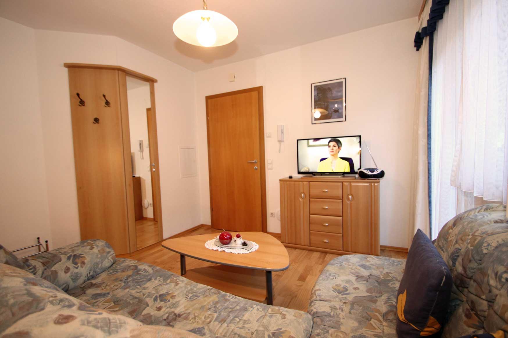 Appartement Alpendorf